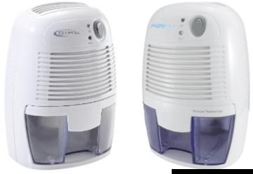 AirPro Dihl Mini Portable 500ml Dehumidifier Review