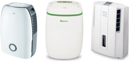 Attractive Dehumidifiers