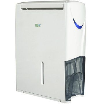 EcoAir DC202 - Best dehumidifier for bathrooms