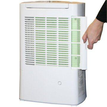 EcoAir DD128 Air Filter
