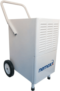 Dehumidifier for floods