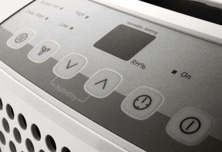 Electrolux EXD25DN3W 25L control panel